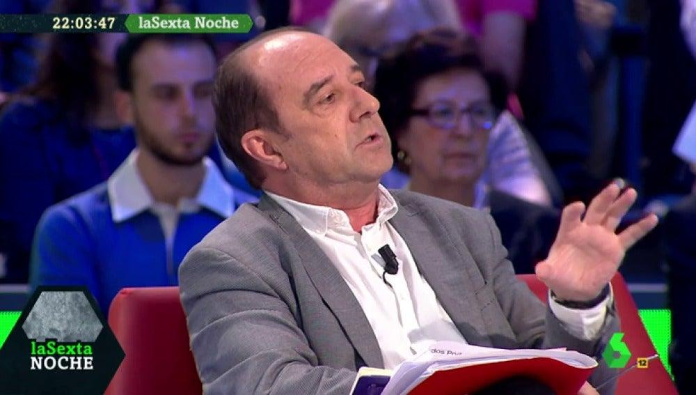 """Jesús Maraña: """"La pérdida de votos de Podemos se produjo por la ..."""