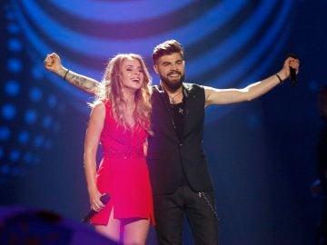 Los representantes de Rumanía en Eurovisión 2017