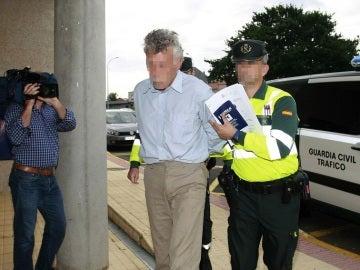 Prisión provisional y sin fianza para el conductor que atropelló a un policía local en A Coruña