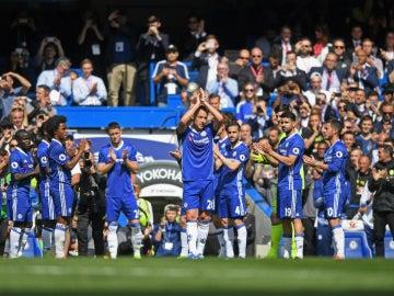 John Terry se despide del Chelsea