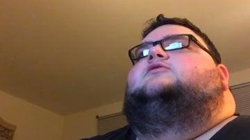 El youtuber Jon Sudano