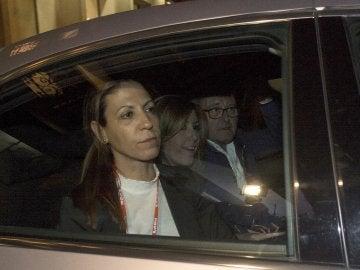 La candidata andaluza a Secretaria General del PSOE Susana Díaz