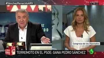 Susana Sumelzo en Al Rojo Vivo