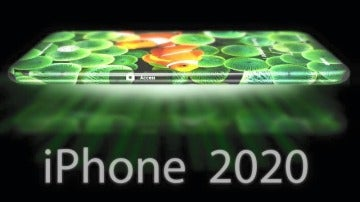 Concepto de iPhone 2020