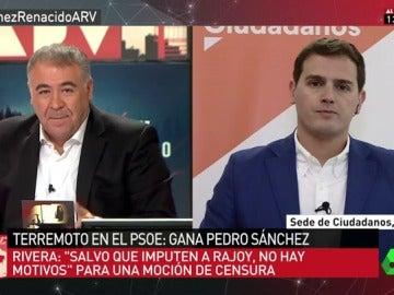 Albert Rivera en Al Rojo Vivo