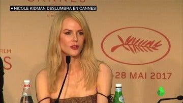 Nicole Kidman en el Festival de Cannes