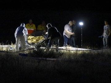 Uno de los atracadores de una gasolinera de Lleida muere al recibir un disparo de los Mossos
