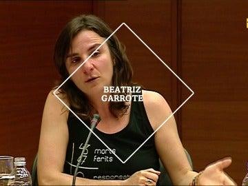 Beatriz Garrote en laSexta Noche