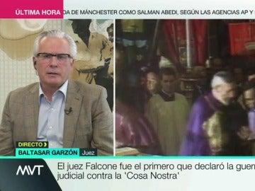 Baltasar Garzón, en MVT