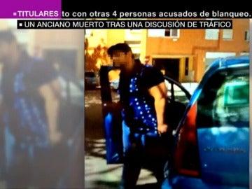 Imagen del supuesto agresor del anciano de 81 años en Torrejón de Ardoz