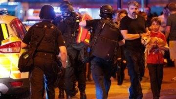 Explosión en Manchester
