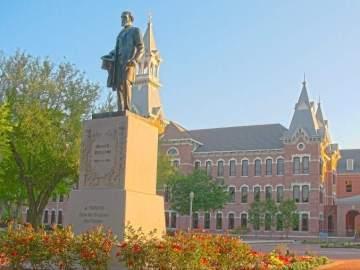 Universidad de Baylor, en Texas