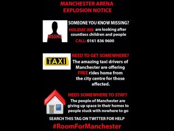 Room for Manchester