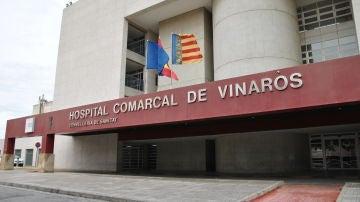 Hospital Comarcal de Vinaròs.