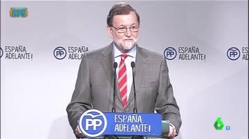 Mariano Rajoy responde a las preguntas de Zapeando