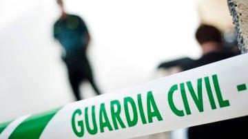 Hasta el lugar del suceso se desplazaron agentes de la Guardia Civil
