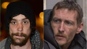 Stephen Jones y Chris Parker, los dos sintecho que ayudaron a las víctimas en el Manchester Arena
