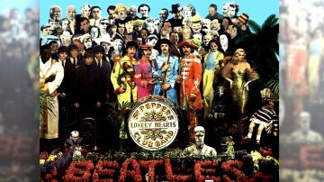 Sgt. Pepper Lonely Hearts Club Band