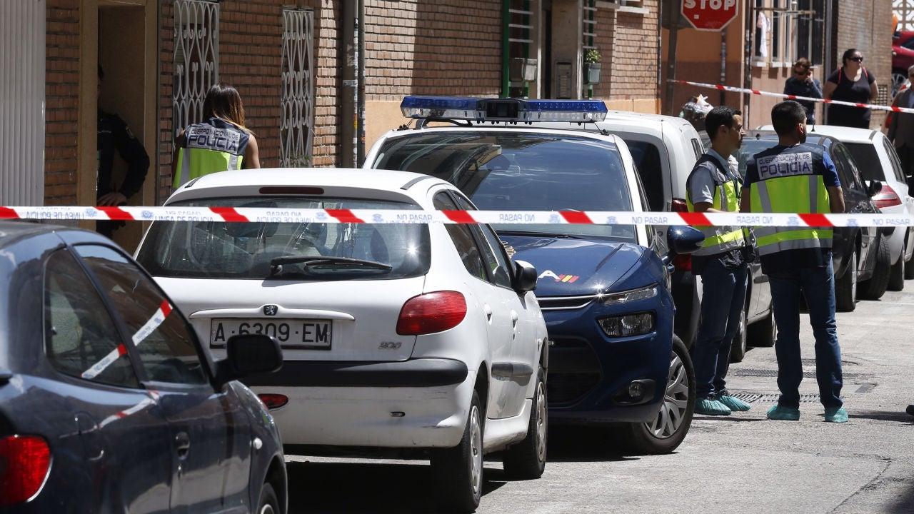 Asesinato en Alcobendas