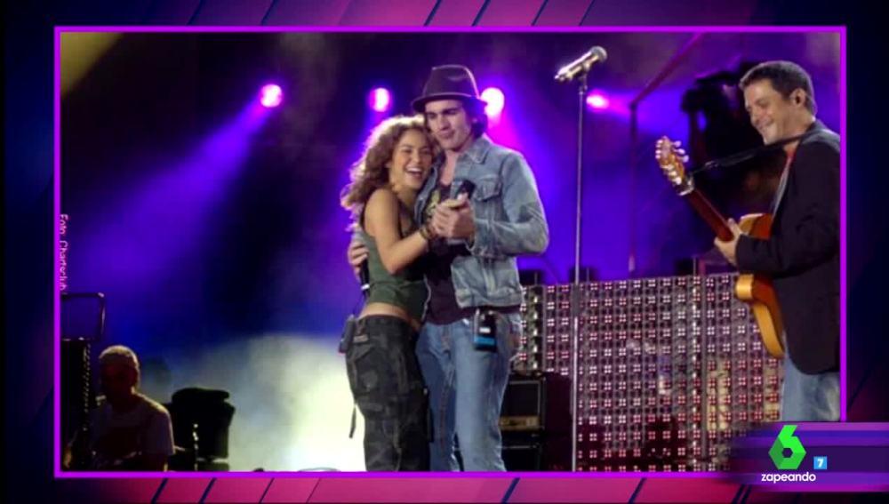 La prueba de que Shakira sí cantó con Juanes