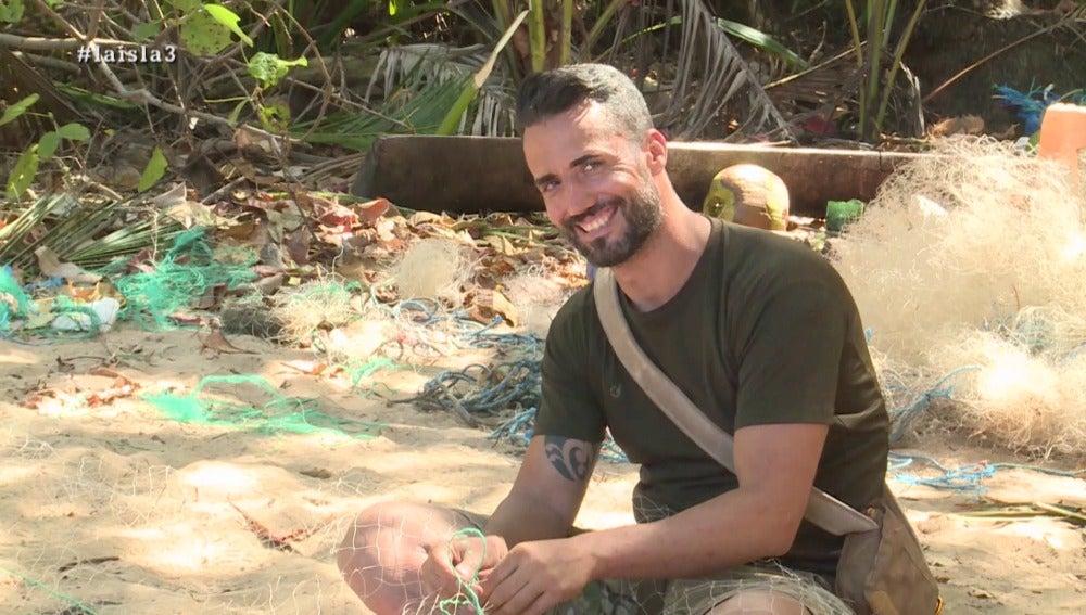 Antonio en La Isla