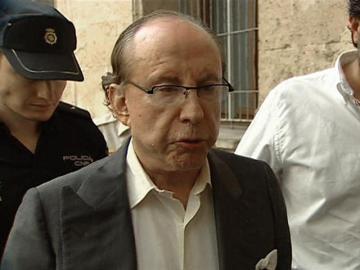 El empresario José María Ruiz-Mateos