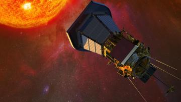 La misión Solar Probe Plus quiere 'tocar el Sol'