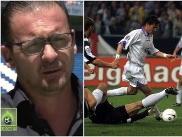 Pedja Mijatovic revive su gol en la Séptima Copa de Europa del Real Madrid contra la Juventus