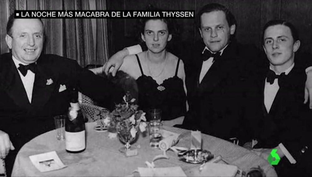 Familia Thyssen