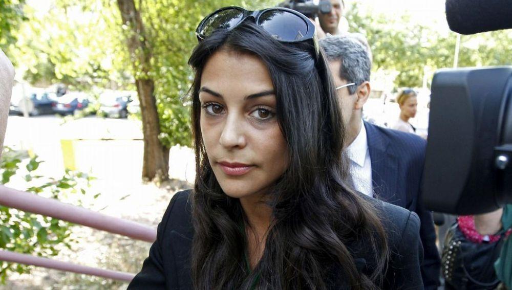 La actriz Sara Casasnovas
