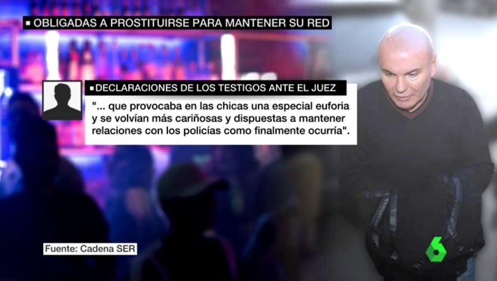 Escándalo en Palma