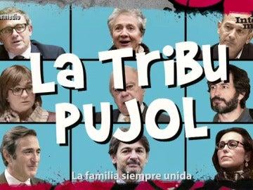 La 'Tribu Pujol'