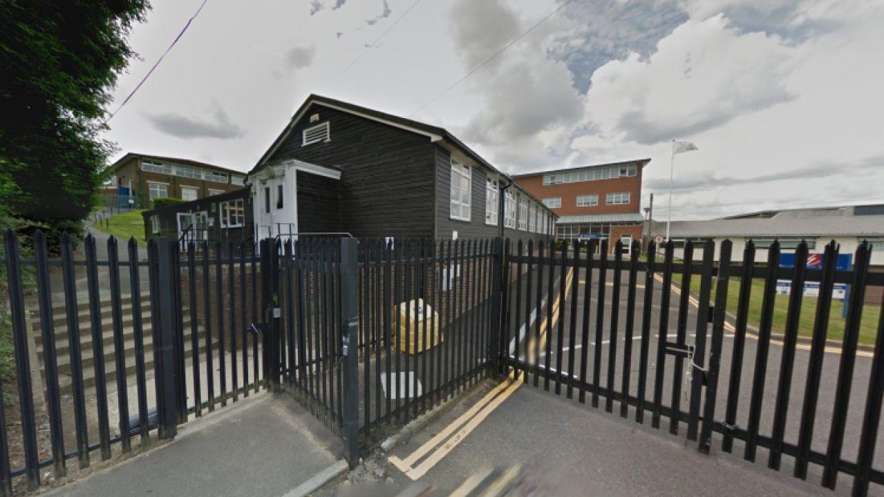 Hillview School para niñas en Kent, en Reino Unido