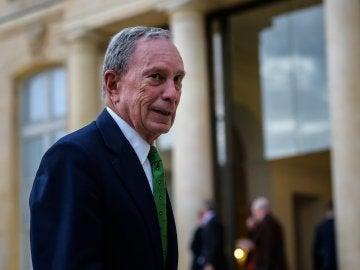 Michael Bloomberg, exalcalde de Nueva York y embajador de Naciones Unidas sobre cambio climático