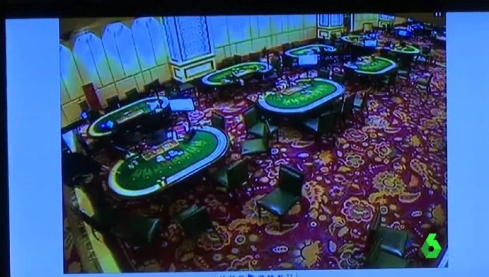 Las autoridades filipinas difunden imágenes del ataque en un casino de Manila