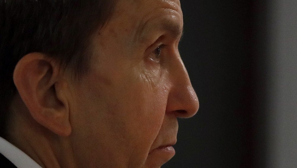 El exfiscal jefe de Anticorrupción, Manuel Moix
