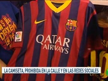 Frame 50.048 de: ¿Por qué es delito vestir una camiseta del Barcelona en Emirates Árabes?