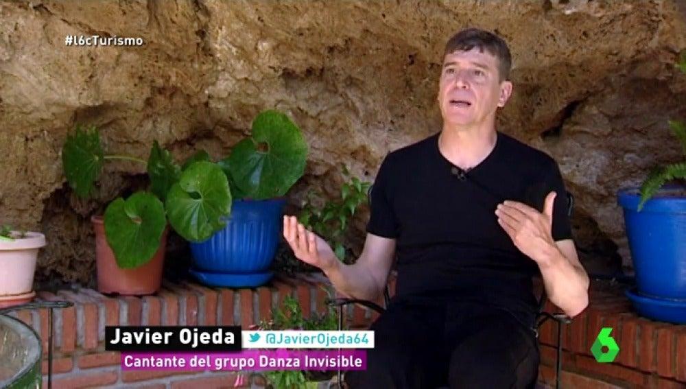 """Frame 84.462733 de: Javier Ojeda (Danza Invisible): """"En época de Franco, Torremolinos era el único sitio donde se pasaba la mano respecto a drogas y homosexualidad"""""""