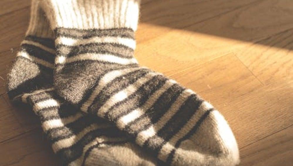 El misterio de los calcetines