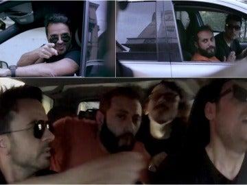 Imágenes de la parodia de los italianos The Jackal sobre Despacito junto a Luis Fonsi
