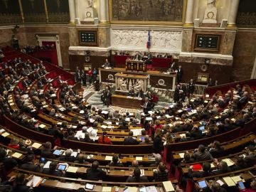 Asamblea Nacional Francesa (Archivo)