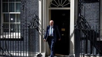 El nuevo primer secretario de Estado de Reino Unido, Damian Green