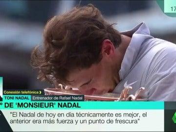 Toni Nadal en MVT