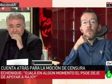 Pablo Echenique en ARV