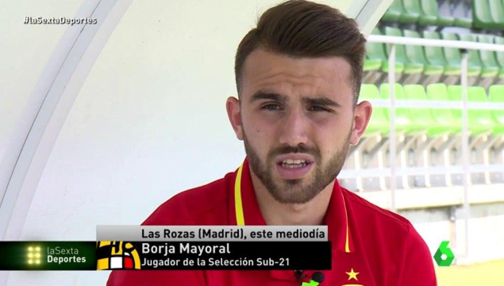 """Frame 4.202316 de:  Borja Mayoral: """"He estado en una situación jodida"""""""