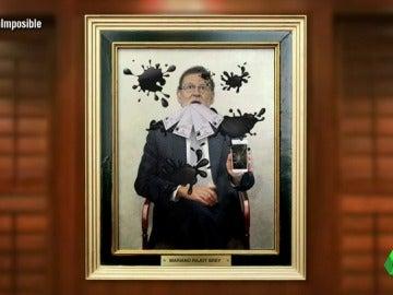 El retrato de Rajoy Brey