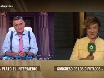 Cristina Pardo en El Intermedio