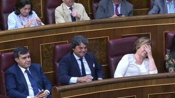 Jorge Moragas en el Congreso