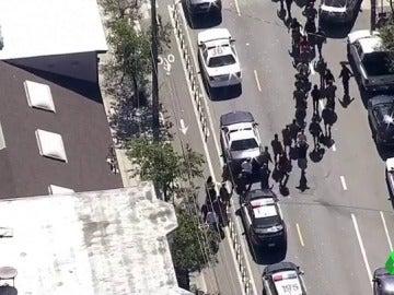 Al menos dos muertos y cinco heridos en un tiroteo en una oficina de correos de San Francisco