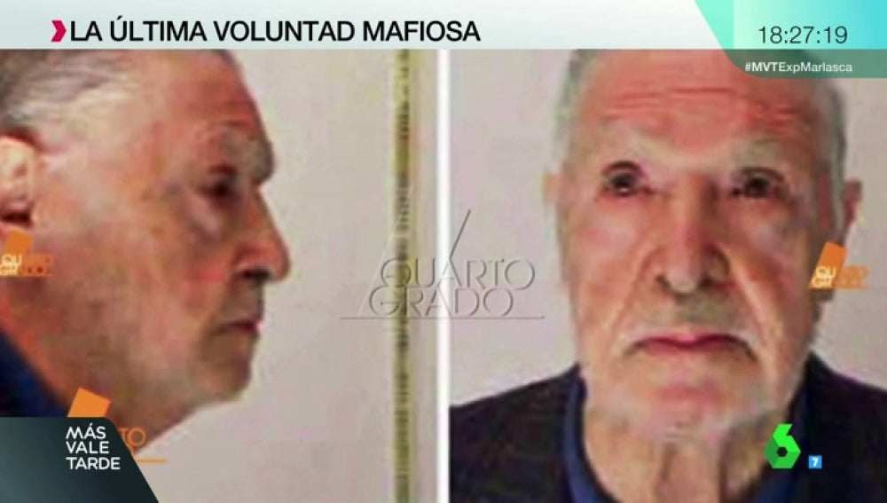 ULTIMA VOLUNTAD MAFIOSA